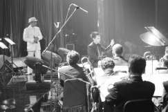Ricky Lionardi Big Band accompanying Tompi and Indra Aziz at Mulia Hotel (Private Event)