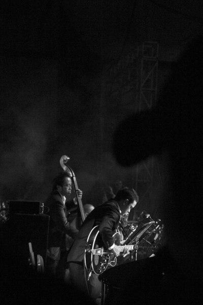 Nikita Dompas & Indra Perkasa for Ricky Lionardi Big Band on Moluccan Night Special Show Java Jazz Festival 2006