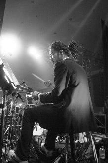 Elfa Zulham for Ricky Lionardi Big Band on Moluccan Night Special Show Java Jazz Festival 2006