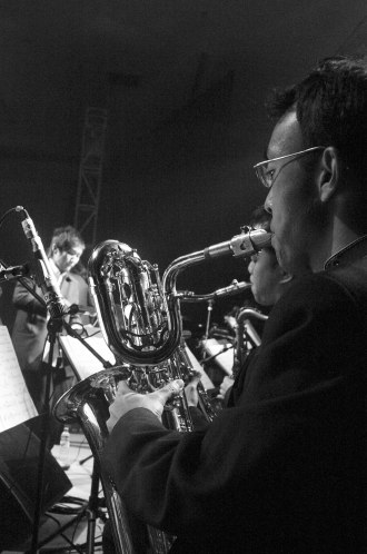 Ricky Lionardi Big Band on Moluccan Night Special Show Java Jazz Festival 2006