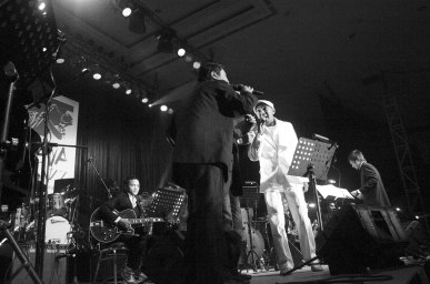 Glenn Fredly, Andre Hehanusa, Iwan Zein for Ricky Lionardi Big Band on Moluccan Night Special Show Java Jazz Festival 2006